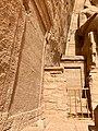 Carved Hieroglyphs, The Great Temple of Ramses II, Abu Simbel, AG, EGY (48016983986).jpg
