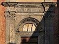 Casale monferrato, chiesa di san domenico, portale del 1510 ca. 06.jpg