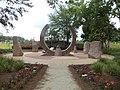Cascades Park (Tallahassee), Korean War Memorial 01.JPG