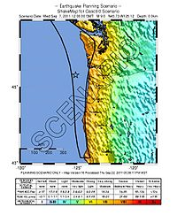 Cascadia Subduction Zone Wikipedia