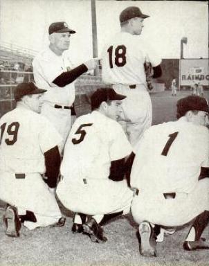 Casey Stengel 1951