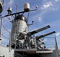 Cassin Young Fletcher Class Destroyer Anti-Aircraft Guns (6234762716).jpg