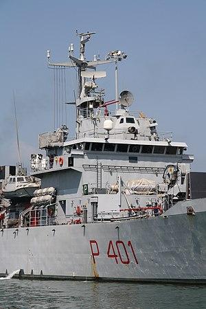 Cassiopea-class patrol vessel - Cassiopea