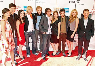 Palo Alto (2007 film) - The cast at the Tribeca Film Festival premiere