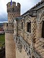 Castillo de Manzanares el Real, Madrid, España, 2016 17.JPG