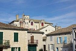 Castle, Castelnau-Montratier.JPG