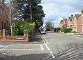 Castle Road corner - geograph.org.uk - 751008.jpg
