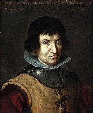 Erauso, Catalina de (1592-1650)