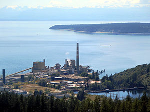 Catalyst Paper - Powell River Mill