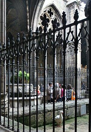 Catedral de Barcelona 16
