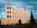 Catedral de Comayagua en Navidad, Honduras.jpg