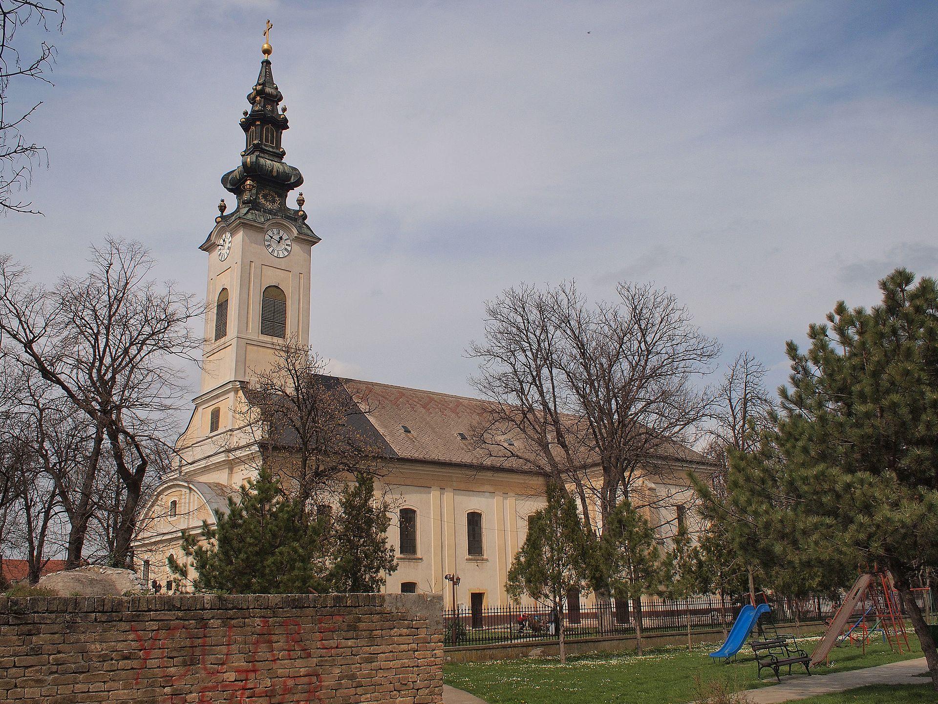 Ruski Krstur — Wikipédia