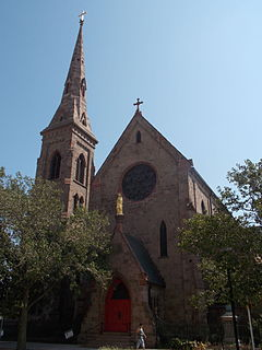 Catholic cathedral in Camden, New Jersey, United States