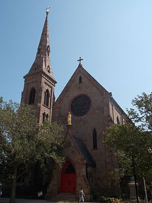 Roman Catholic Diocese of Camden - Cathedral of the Immaculate Conception