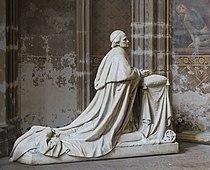 Cathedrale St Etienne Toulouse - Cardinal Florian-Jules-Félix Desprez - PM31001537.jpg