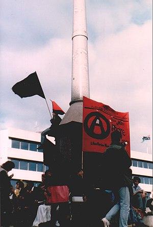 Australian Anarchist Centenary Celebrations on...