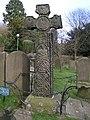 Celtic Cross, Eyam churchyard - geograph.org.uk - 50830.jpg