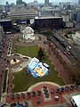 Centenary Square from the Birmingham Eye - geograph.org.uk - 89530.jpg