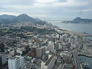 Yamaguchi Prefecture - Shimonoseki and Kanmon Strait