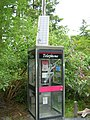 Centre for Alternative Technology telephone box - geograph.org.uk - 520717.jpg