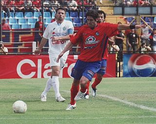 Rolando Fonseca Costa Rican footballer