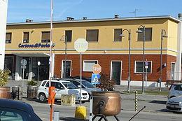 Stazione di certosa di pavia wikipedia - Pavia porta garibaldi ...