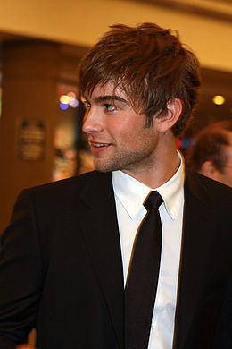 Chace Crawford vuonna 2007.