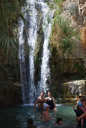 Hiking in Israel - Ein Gedi