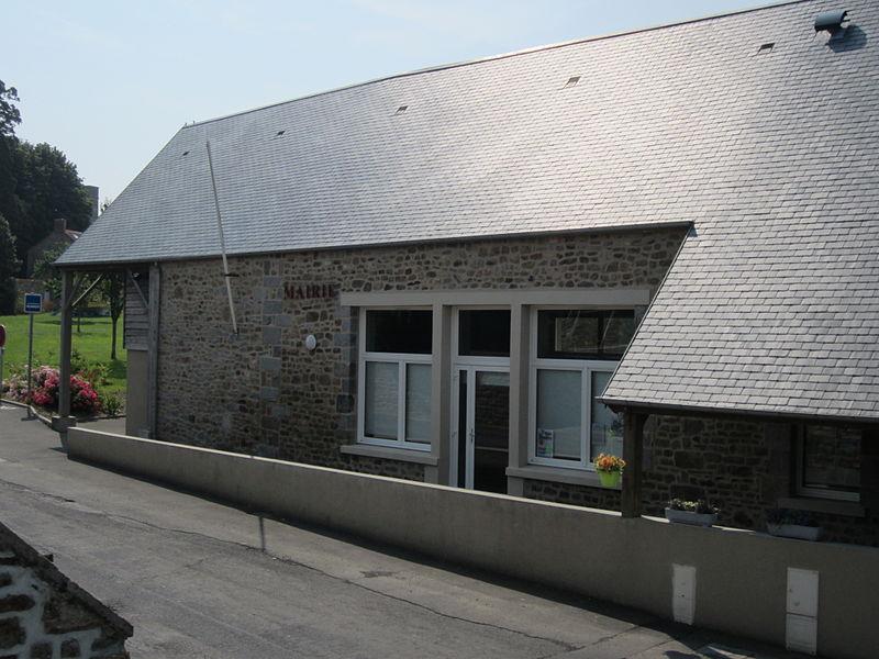 Mairier de Champeaux, Manche