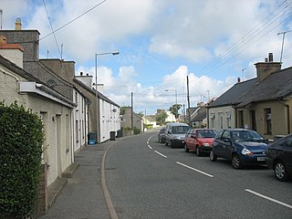 Penysarn village in United Kingdom