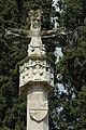 Chapelle Notre-Dame-de-Vie de Mougins - Croix du tombeau.jpg