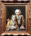 Charles-antoine coypel, ritratto di philippe coypel e sua moglie, 1742.jpg