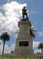 Charles George Gordon Statue Melbourne.jpg