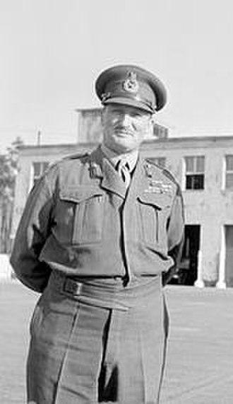 Charles Keightley - General Sir Charles Keightley in 1949