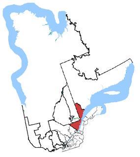 Beauport—Côte-de-Beaupré—Île dOrléans—Charlevoix federal electoral district of Canada