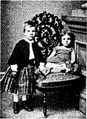 Charlotte Perkins Gilman and her brother (about 1862).png