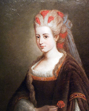 James McGill - Charlotte Trottier Desrivières (b.1723), the aunt of McGill's stepsons; daughter-in-law of Jacques Testard de Montigny