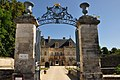 Chateau de Tanlay - Gate and Petit Chateau.jpg