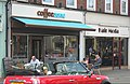 Cheam London Borough of Sutton - Coffee Zone.JPG