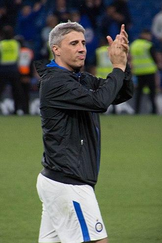 Hernán Crespo - Crespo in 2018
