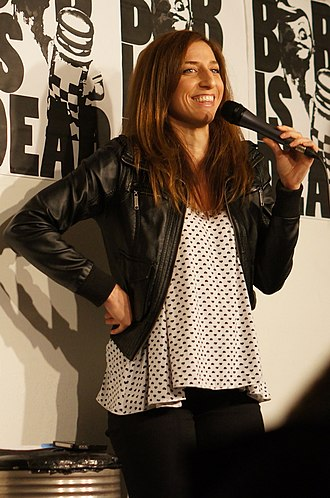 Chelsea Peretti - Peretti performing in January 2013