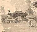 Chemin de Fer-Tramway Decauville de l'Exposition Universelle Paris 1889 - Station du Palais des Machines.jpg