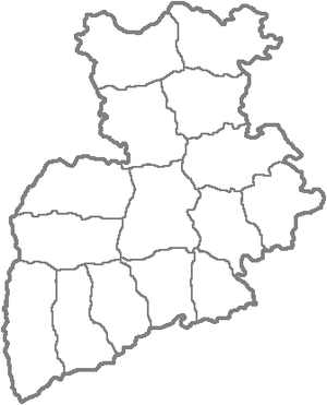 Chernigov Governorate - Chernigov Governorate map