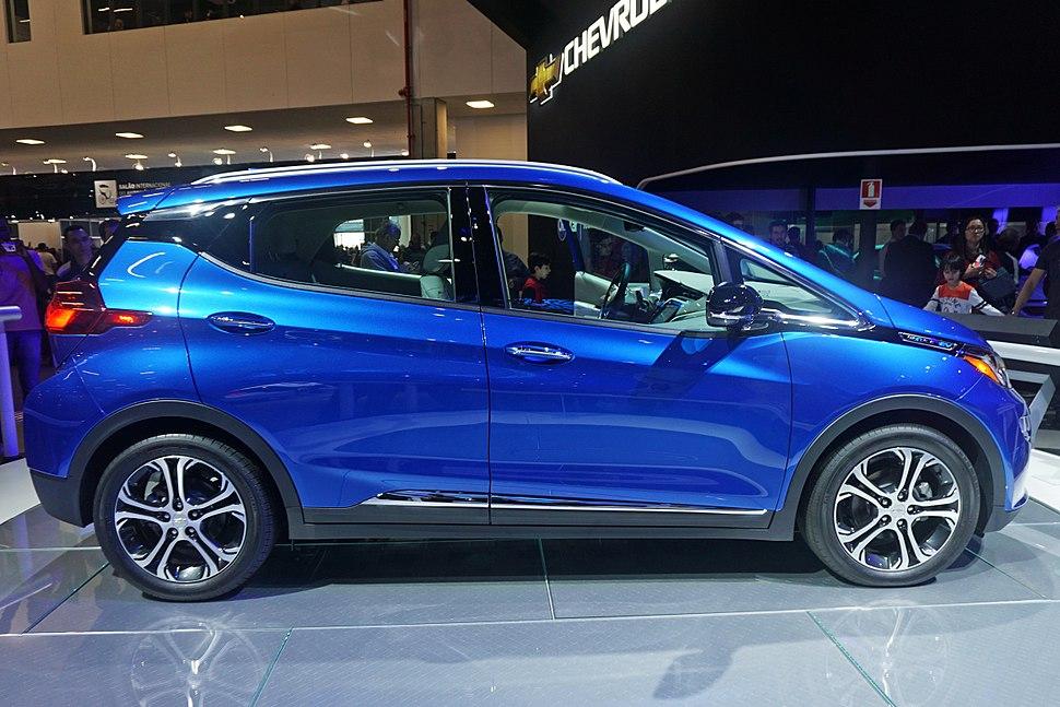 Chevrolet Bolt EV SAO 2016 8894