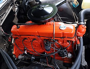 Chevrolet straight-6 engine - Image: Chevrolet third generation inline six (Camaro)