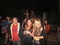 Chewbacchus 2013 on Frenchmen Street Smiling Viewers.JPG