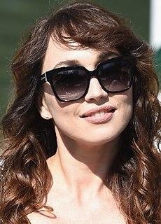 Chiara Francini Italian actress