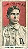 Chief Bender, Philadelphia Athletics, baseball card portrait LCCN2007683815.jpg