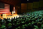 Chief Master Sgt. of the Air Force visit USASMA DSC 0048 (37277201800).jpg