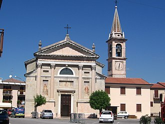 San Rocco di Piegara - San Rocco di Piegara : the Parish Church